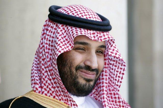 Saudi Crown Prince and Defence Minister Mohammed bin Salman.jpg